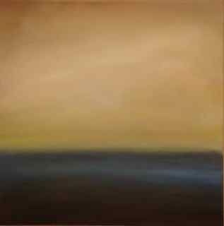 Katie Todd Small Abstract Landscapes Acylic on Canvas