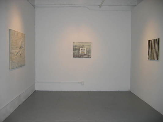 solo exhibition at Phoenix Gallery, NY, NY,  2005