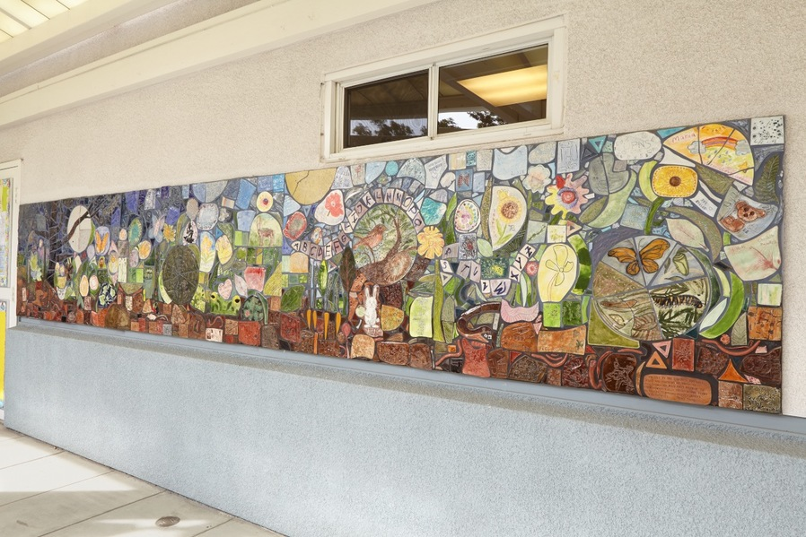 KATY KRANTZ University Parents Nursery School Mural