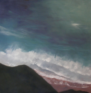 Kay Knight Clarke Second Exploration oil on linen
