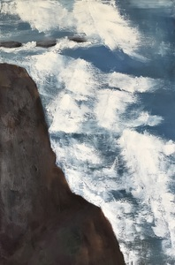 Kay Knight Clarke Third Exploration oil on linen