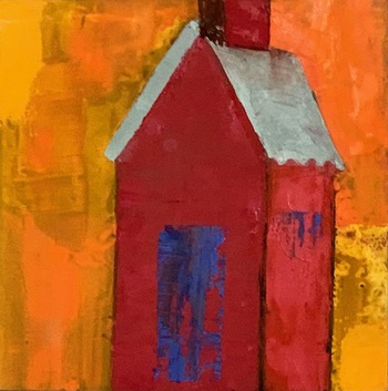 Kathy Cotter SMALL WORKS Oil on Board
