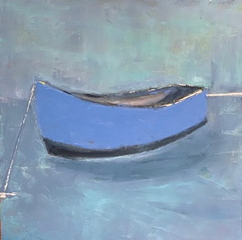 Kathy Cotter SMALL WORKS OilonBoard