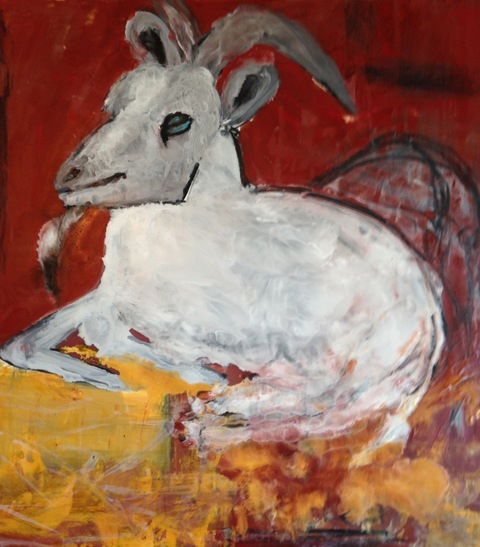 Kathy Cotter GOATS oil &wax