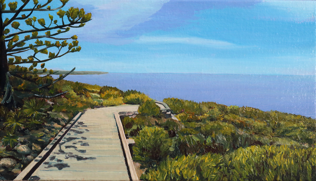 Trail Road, Torrey Pines<br/>