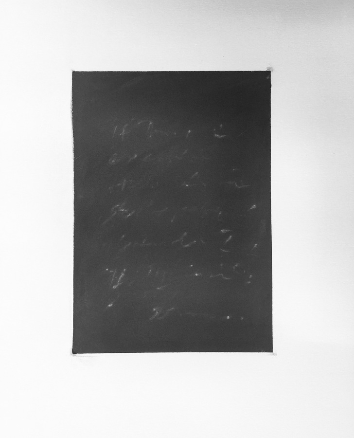 Kenneth Jaworski Selected Recent Works | 2016-Present Charcoal and Chalk pastel on paper