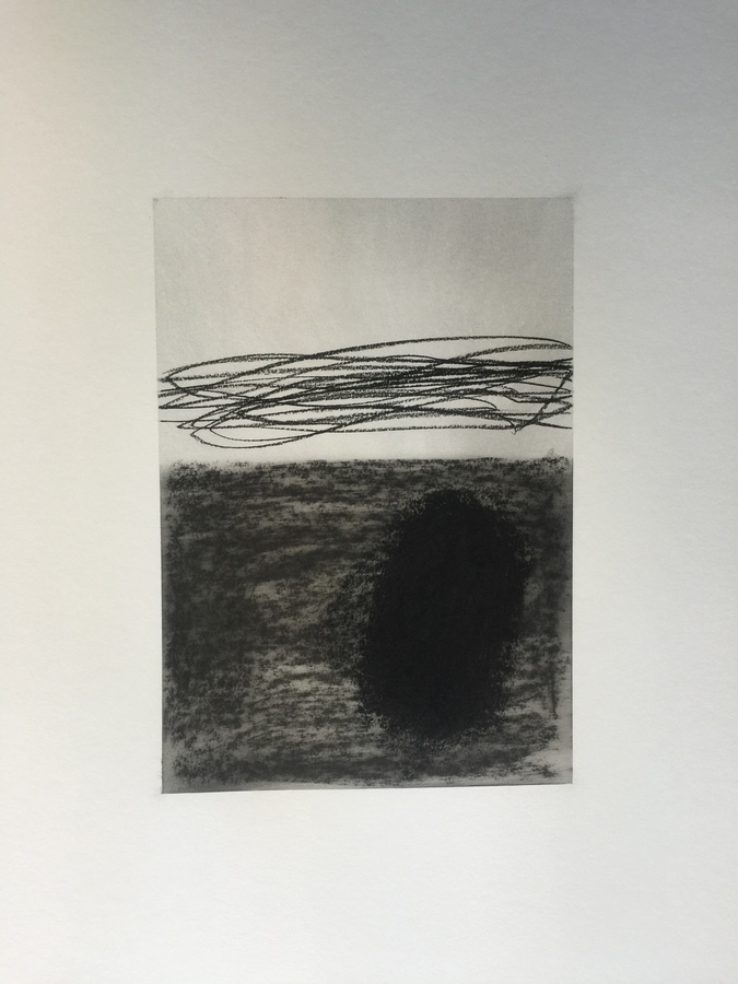 Kenneth Jaworski Selected Recent Works | 2016-Present Charcoal and Siberian chalk on paper