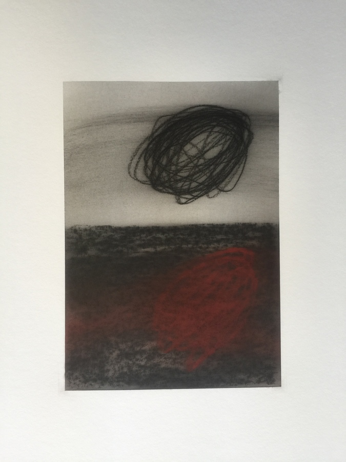Kenneth Jaworski Selected Recent Works | 2016-Present Charcoal, Siberian chalk and pastel on paper