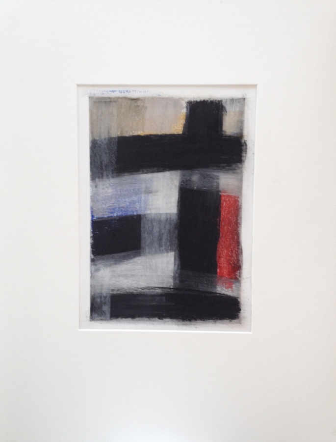 Kenneth Jaworski Selected Recent Works 2013-2015 Charcoal, chalk, pastel on paper