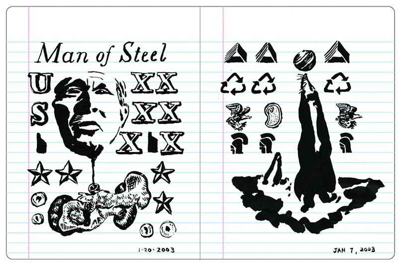 Composition 101 Pages 54 Steel, 47 Seal