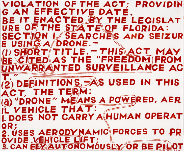 Drone Legislation Drone Legislation: Florida (Fighter Bomber)