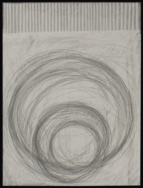 Kevin Bowman Drawings Graphite on Paper