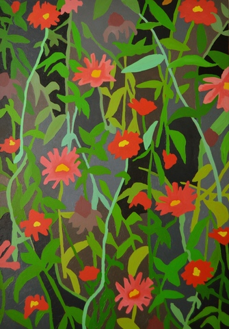 Kevin Wixted Recent Paintings oil on canvas