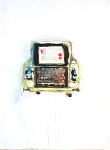 Kimberly Reinhardt Technology Has Hijacked Mixed Media