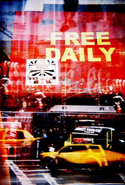 Kim Luttrell Color Lomography Lomographic Photograph