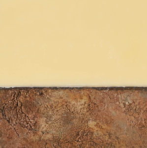 constructed paintings : beeswax and ...