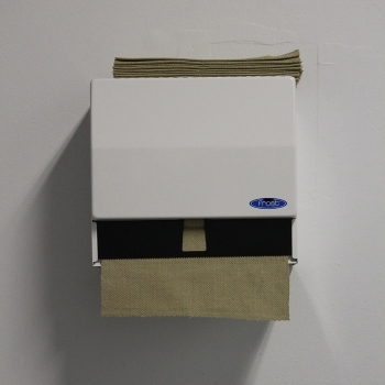 Kristin Nelson The Paper Series cotton and paper towel dispenser
