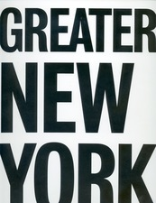 Greater New York Catalog PS1/MOMA