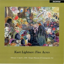 Kurt Lightner: Five Acres Catalog Kemper Museum of Contemporary Art