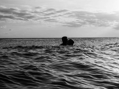 L.A. Photo Curator: Global Photography Awards - 'Where Photography & Philanthropy Meet' LOST AT SEA-EXHIBITION #1