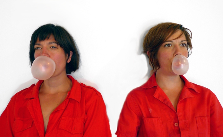 LAS HERMANAS = LISA + JANELLE IGLESIAS / INDIVIDUAL + COLLABORATIVE PROJECTS  COMPETITIONS