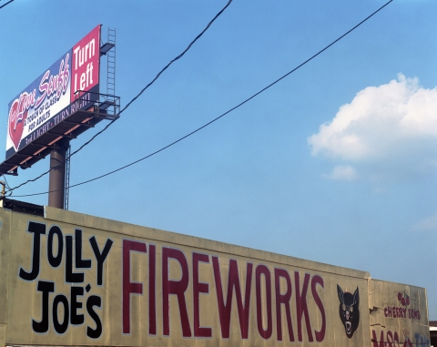 "FIREWORK ""Jolly Joe's"""