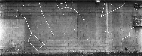 LAUREN ORCHOWSKI THE OBSERVABLE UNIVERSE, NEAR AND FAR, North America Silver gelatin contact print