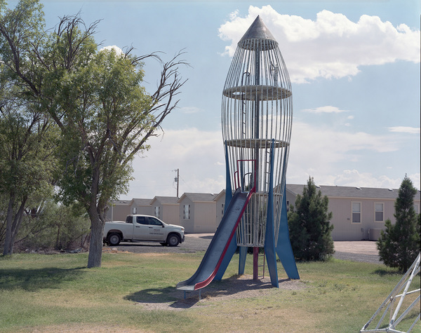 """ROCKET SCIENCE"" Photographs 2004- Ongoing ""Code Enforcement, Pecos, Texas"""