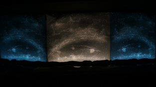 LAUREN ORCHOWSKI THE OBSERVABLE UNIVERSE, NEAR AND FAR, Dioramas