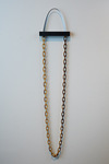 LAUREN PRESSLER  St. Louis Gateway Arch Jefferson Memorial souvenir, chain from Big Bend Blvd. near Delmar<br/>