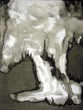 Lauren Kendrick Sleat Prints: etching, carborundum & monotypes monoprint
