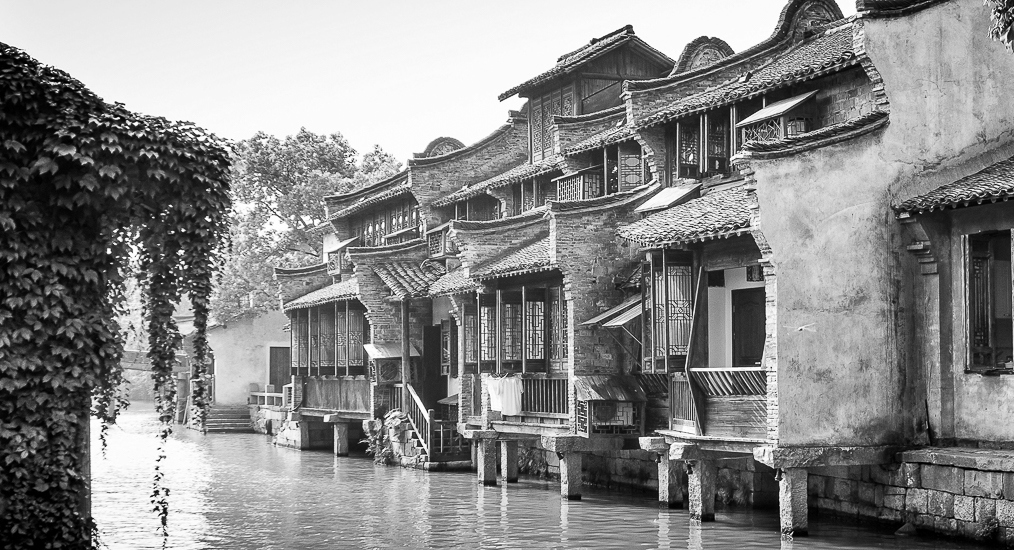 Finding Wuzhen J01-005 Row Houses