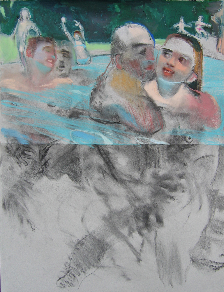 UNCONSCIOUS; Water Swimming Pool Series # 1