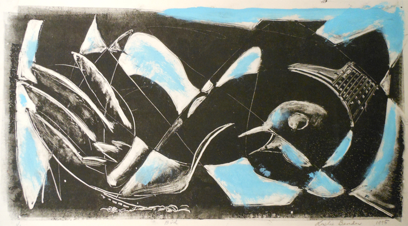 PRINTMAKING  Bird