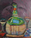 STILL LIFE Oil/board