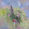 FLORALS oil on canvas