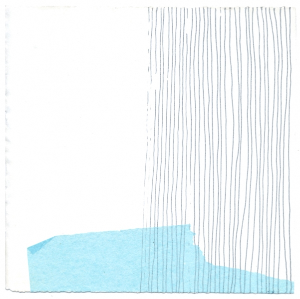 works on paper Iceberg