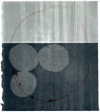 works on paper monoprint