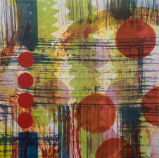 Linda Kamille Schmidt Portfolio 1 ink, acrylic on mulberry paper on panel