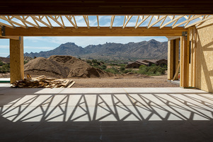 Custom Homes: Razing the Desert Archival pigment print, ed. of 5 (+1 AP)