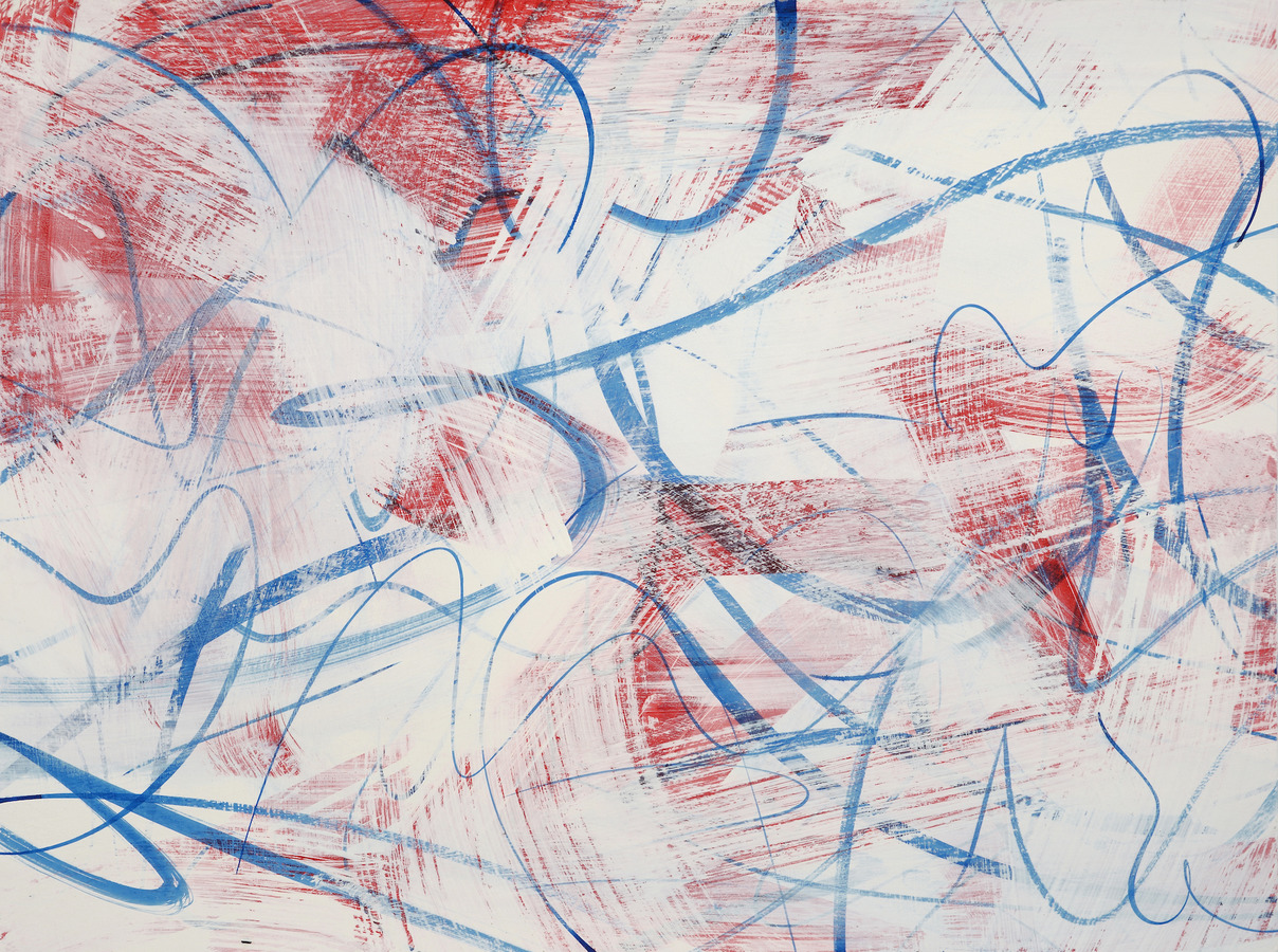 """inventory""  Red and Blue Line 2"