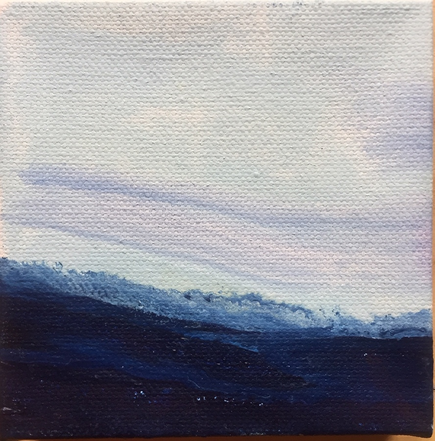 Tiny Paintings Tiny Painting #608
