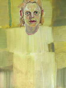 Linnea Paskow Portraits oil on canvas