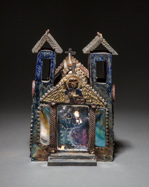 Ex Voto Patience and Courage