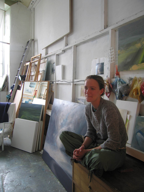 Meadow Mill Studio, Dundee, 2005 Helen Glassford