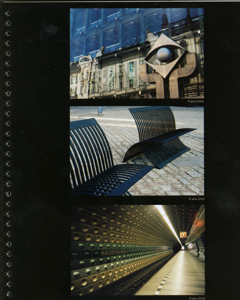 Meadow Mill Studio, Dundee, 2005 Images from exhibition catalog, Malcolm Tomson
