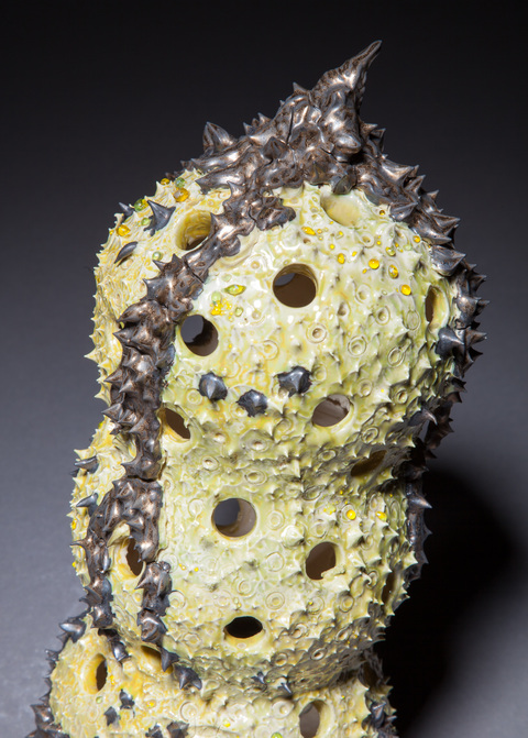 Aquatics Sponge Lamp, detail 2