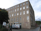 Meadow Mill Studio, Dundee, 2005