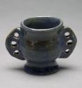 Lisa G Westheimer Ceramics & Glass    LisaGWCeramicsnGlass.Etsy.com Chawan, cups and bowls Ceramic, 14K gold, Lustre