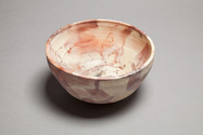 Lisa G Westheimer Ceramics & Glass    LisaGWCeramicsnGlass.Etsy.com Chawan, cups and bowls Saggar fired stoneware